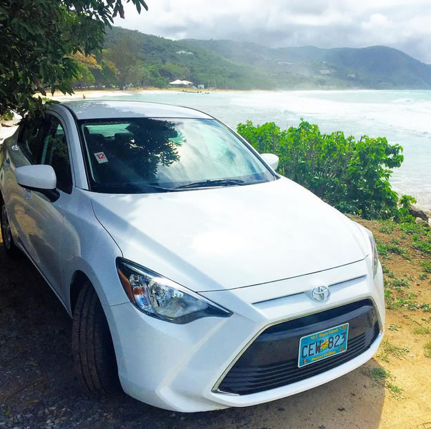 Olympic Rent-A-Car, St. Croix, USVI